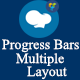 Progress Bars Multiple Layout For WPBakery Page Builder (Visual Composer)