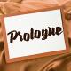 Prologue - GraphicRiver Item for Sale