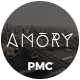 Amory Blog - A Responsive WordPress Blog Theme