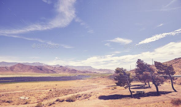 Death Valley National Park, USA. - Stock Photo - Images