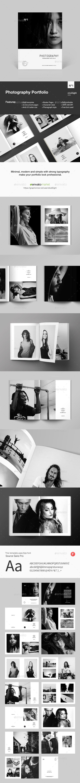 GraphicRiver Photography Portfolio 21055680