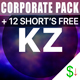 Commercial Corporate Advertising Pack