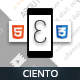Ciento Mobile | Mobile Template - ThemeForest Item for Sale