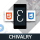 Chivalry Mobile | Mobile Template - ThemeForest Item for Sale