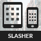 Slasher Mobile | Mobile Template - ThemeForest Item for Sale