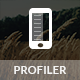 Profiler Mobile | Mobile Template