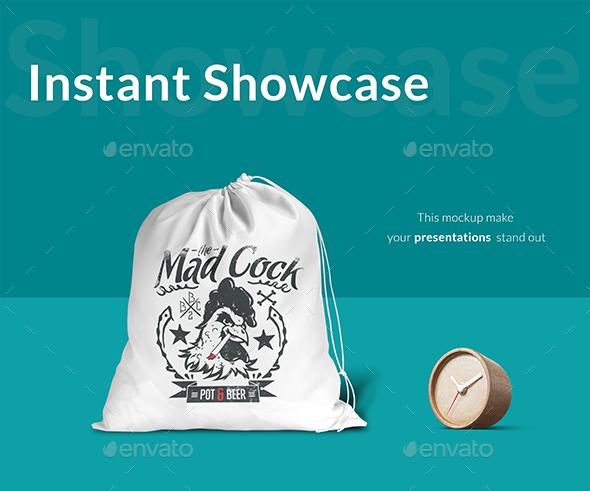 GraphicRiver Sport Bag Mockup ver-2 21055881