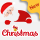 Christmas & 2018 New Year Party HTML Template With Wish Mailer