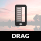Drag Mobile | Mobile Template - ThemeForest Item for Sale