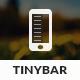 Tinybar Mobile | Mobile Template