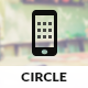 Circle Mobile | Mobile Template - ThemeForest Item for Sale