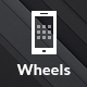 Wheels Mobile | Mobile Template - ThemeForest Item for Sale