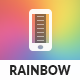 Rainbow Mobile | Mobile Template - ThemeForest Item for Sale