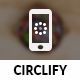Circlify Mobile | Mobile Template - ThemeForest Item for Sale