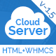 CloudServer | Responsive HTML5 Technology, Web Hosting and WHMCS Template - ThemeForest Item for Sale