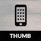 Thumb Mobile | Mobile Template - ThemeForest Item for Sale