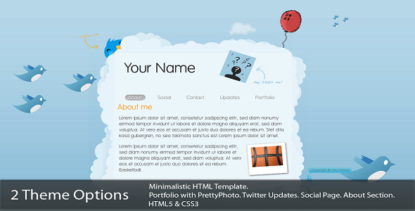 Free Download Cloud Template Nulled Latest Version