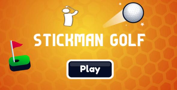 Download Stickman Golf - HTML5 Game