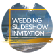 Wedding Slideshow Invitation