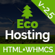 EcoHosting | Responsive HTML5 Hosting and WHMCS Template - ThemeForest Item for Sale