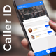 Caller ID & Chatting App like Truecaller |  Smart Caller  |  Modern Design - GraphicRiver Item for Sale