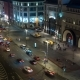 Evening Urban Traffic in Moscow - VideoHive Item for Sale