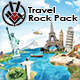 Travel Rock Pack