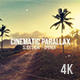 Download Cinematic Parallax Slideshow from VideHive