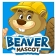Beaver Mascot - GraphicRiver Item for Sale