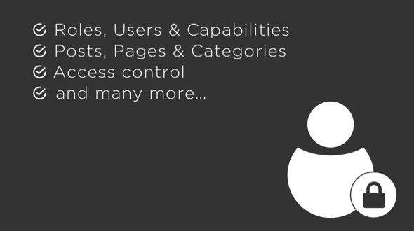 Advanced Access Manager - CodeCanyon Item for Sale