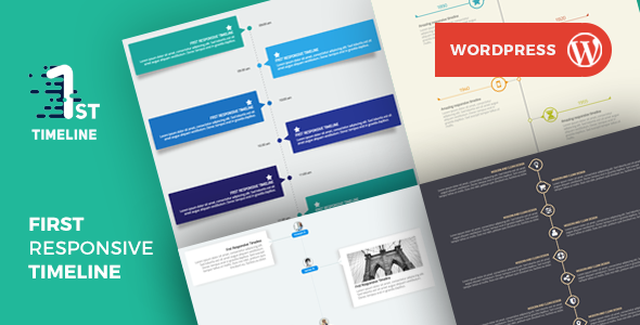 Timeline Pro-First Responsive Wordpress Timeline Plugin - CodeCanyon Item for Sale