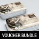 3 Gift Voucher Card Bundle 3
