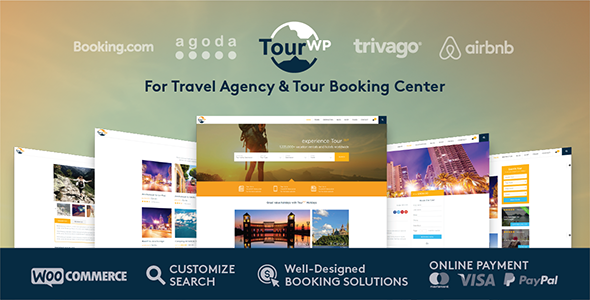 Image of Tour WP - Travel & Tour WordPress Theme or Tour Operator and Travel Agency