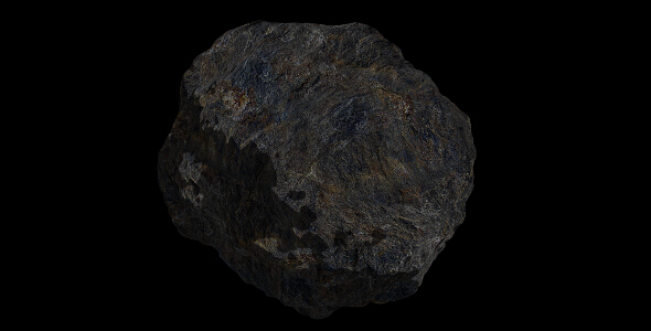 Fantasy Asteroid 4 - 3DOcean Item for Sale