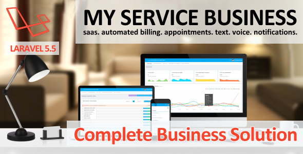 Laravel Appointment Machine SAAS + Billing v3.3 - CodeCanyon Item for Sale