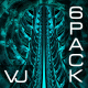 Starship Tunnel VJ Pack - VideoHive Item for Sale
