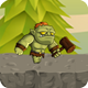 Monster jump Jungle Adventure - iOS