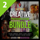 Creative Photoshop Action Bundle 2