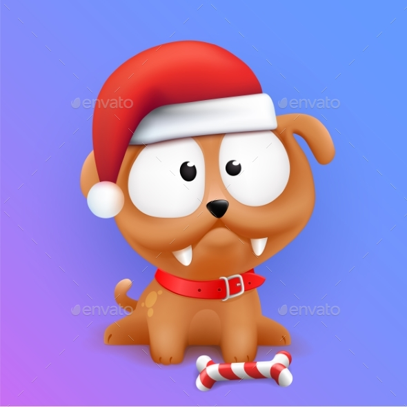 GraphicRiver Little Puppy 21060159