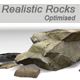 Realistic Rocks Pack