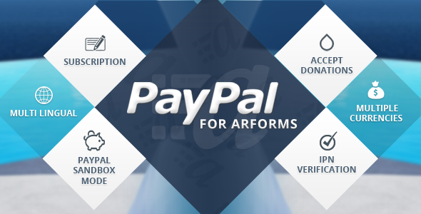 Paypal Addon for Arforms Bset Scripts