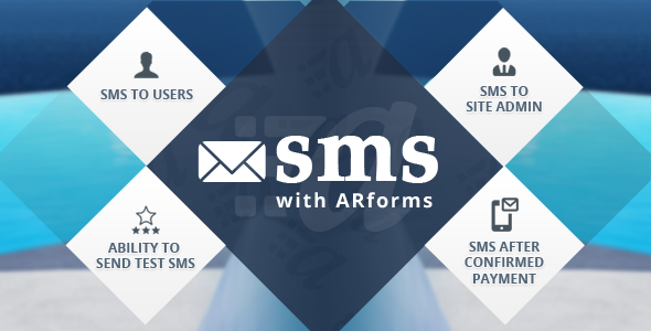 SMS with Arforms - CodeCanyon Item for Sale