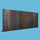Metal Wall - 3DOcean Item for Sale