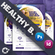 Healthy Life Bundle Templates - GraphicRiver Item for Sale