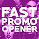 Fast Promo Opener - Fashion Style - VideoHive Item for Sale