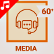 Media Icons - VideoHive Item for Sale