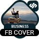 Business Solutions FB Cover Timeline - AR - GraphicRiver Item for Sale