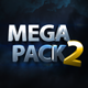 Mega Pack 2 Photoshop Actions Bundle