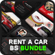 Rent a Car Business Card Bundle - GraphicRiver Item for Sale