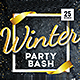 Winter Party Bash - GraphicRiver Item for Sale